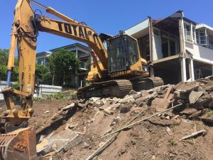 home demolition builders in brisbane