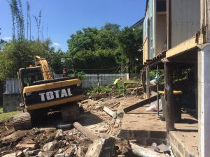 house demolition builders brisbane