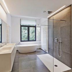 modern bathroom builders brisbane